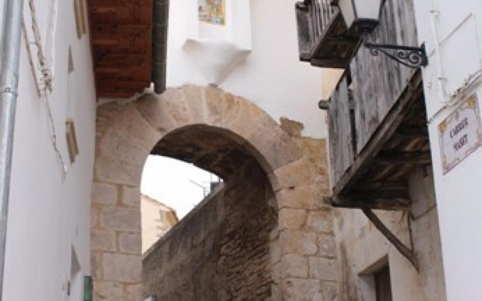 vilafranca-portal sant roc