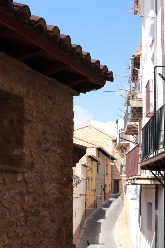 historia de Vilafranca del Cid